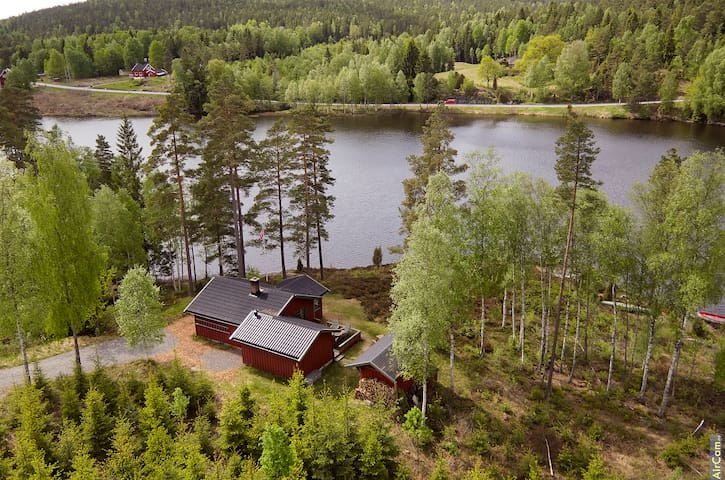 Cozy cottage, great location - Aremark - Cabin