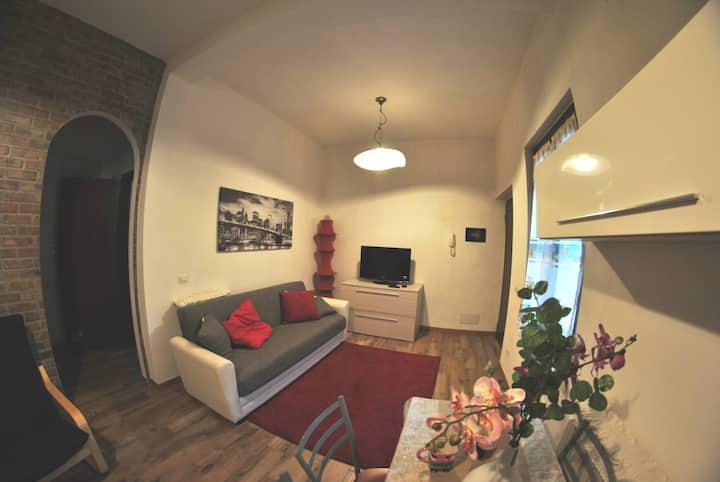 """La Casa """"Gentile"""" - Rossa - appartamento intero"""