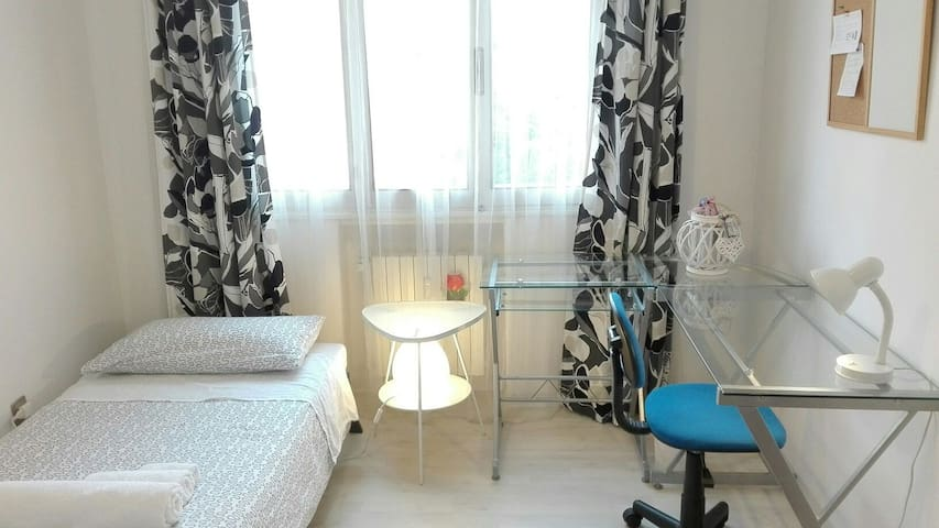 Single room for ERASMUS STUDENT