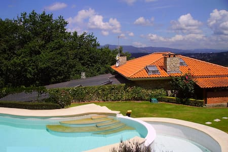 Casa da Calinha- Country refuge with swimming pool