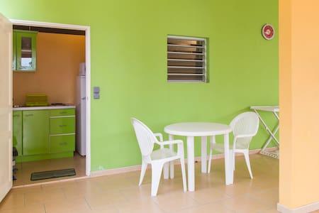 Ti'coin  Paradis - La Trinité - Квартира