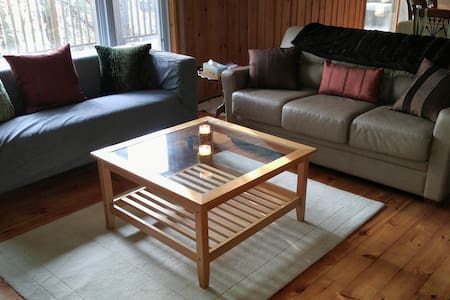 RyBell Retreat - Gorgeous Getaway @ Miners Bay, ON - Norland - Cabana