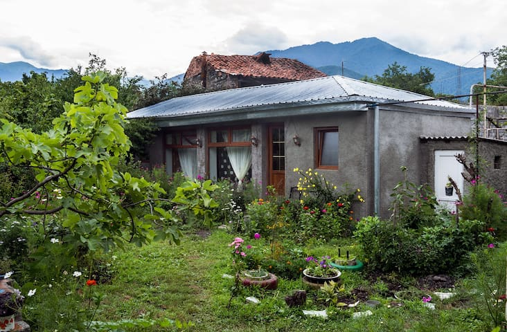 Garden house in the heart of Kvareli - Kvareli - Talo