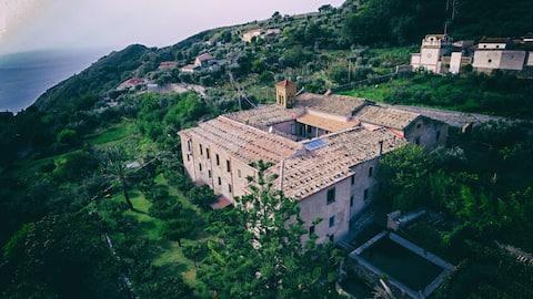Ex Convento | house with vegetable garden.