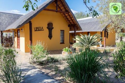 Bushvilla Umoja Kruger - wildlife without fences