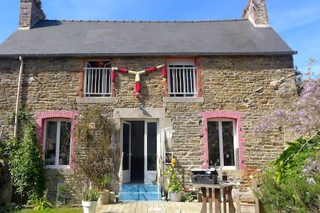 Belle maison  au coeur d'un village - Plouër-sur-Rance - Casa