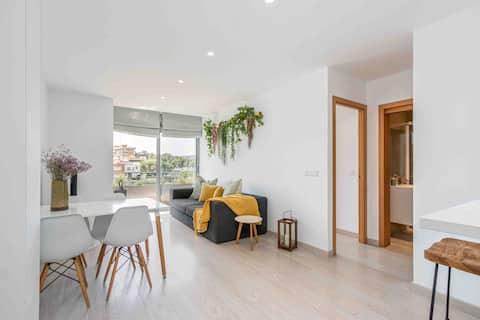Dali apartamento NEW DECO en el centro de Figueres