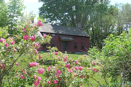 Beautiful Circa 1799 Hudson Valley Farmhouse - Ancramdale - Talo