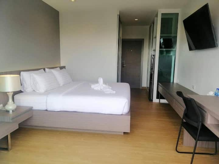 Comfy Deluxe Double Room at UR The Private Hua Hin