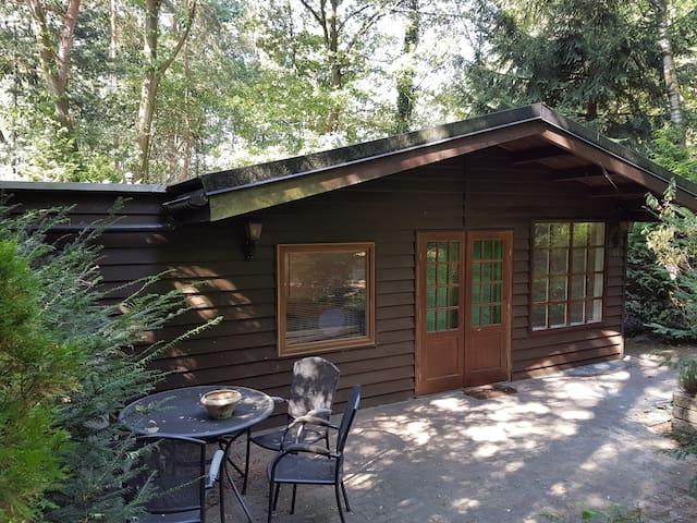 Prachtig luxe Chalet nabij Maastricht - Lanaken - Almhütte