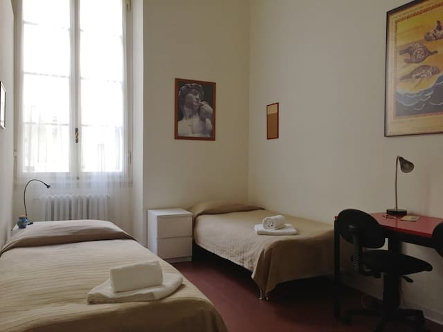 Private double room in Florence - Florence - Apartment
