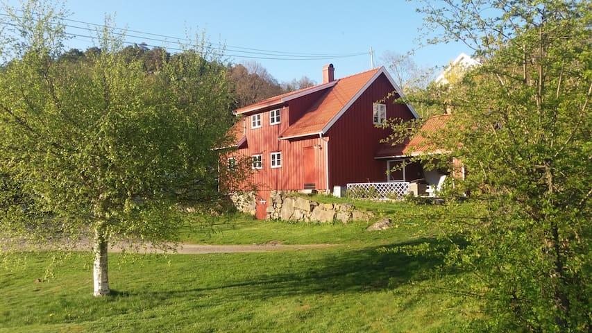 Tromøy - Arendal - Byt