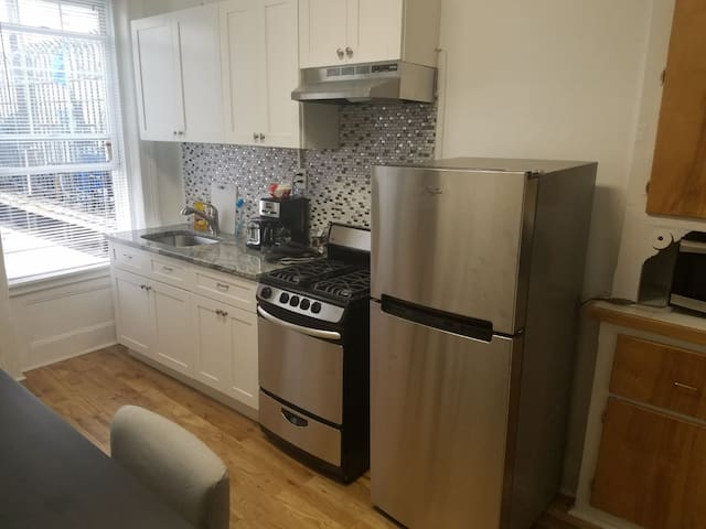 Delightful apartment in Hoboken