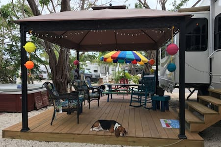 The Lobster Shack: RV Living at Its Best