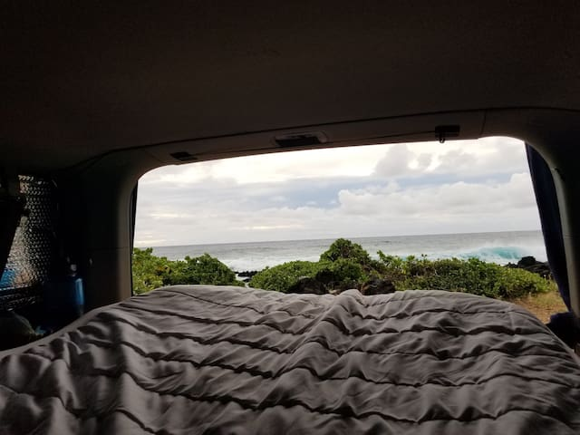 Easy & Simple Camping Experience  - Best of Hawaii
