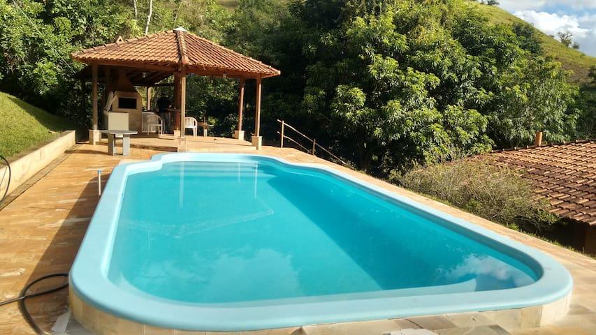 Sitio Santa Cecília - Itabira - Cabin