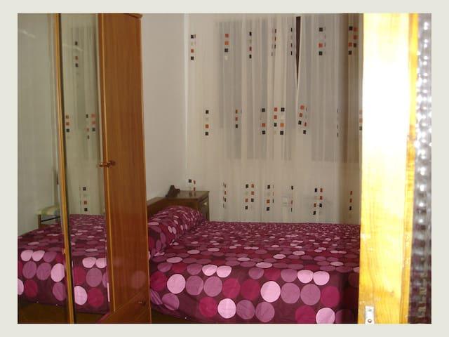 Apartamento en Lugo centro, cerca de la muralla. - Lugo - Apartmen