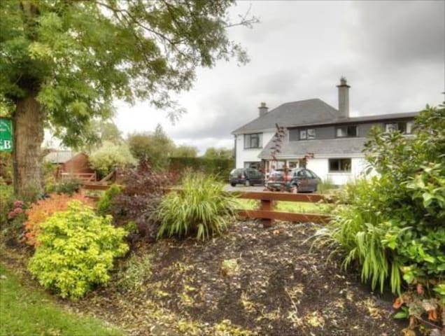 A  great location only 20 mins from Dublin Airport