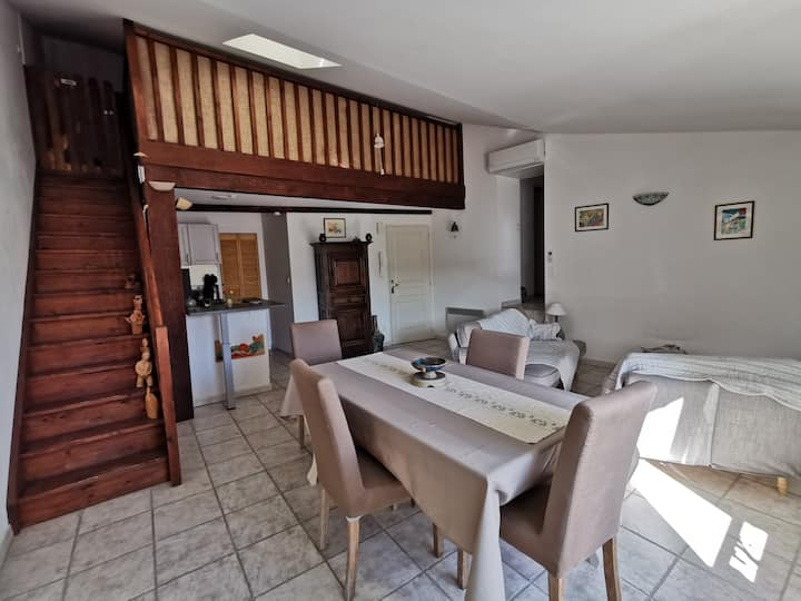 Appartement de Caractère au cœur de la Provence
