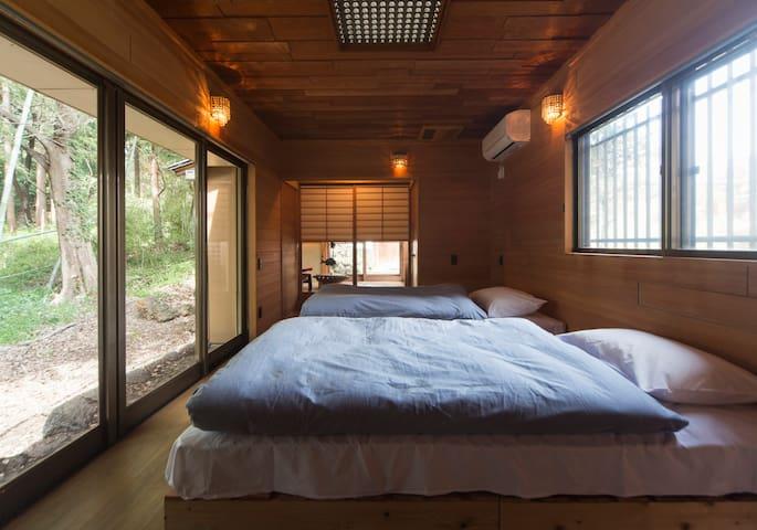 """富士山ゲストハウス 掬水 個室 「富士」(Private Room """"Fuji"""")"""