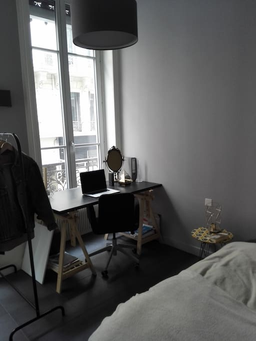 Appartement dans l 39 hyper centre appartements louer for Chambre trop seche