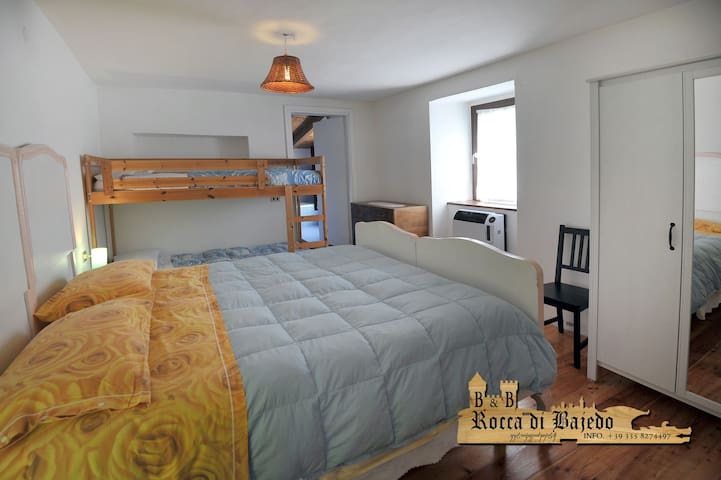 Stanza del Duca - B&B - Pasturo - Bed & Breakfast