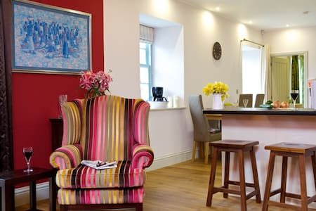Locherlour Mill Cottage - Peaceful setting for couples and well behaved pets.