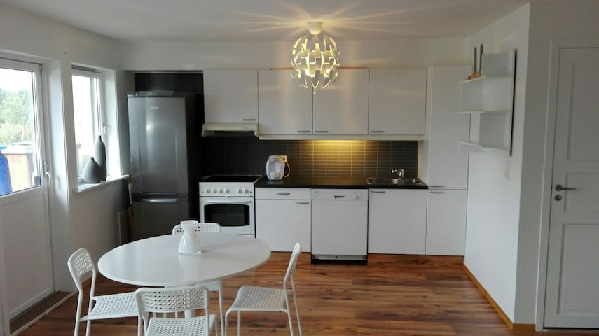 Modern apt. 1hr from Pulpit Rock - Sandnes - Daire