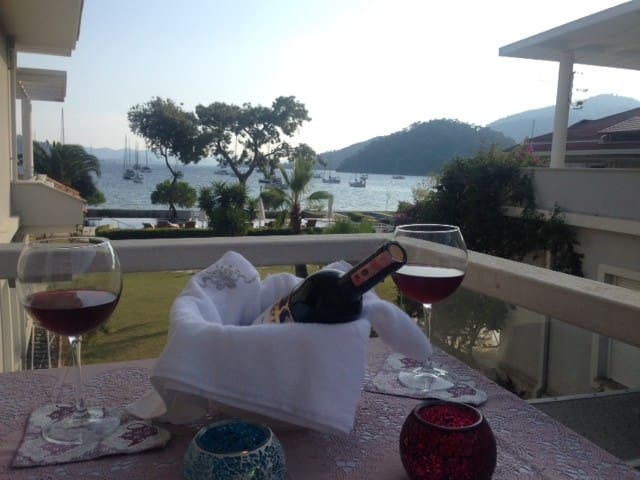 Charming duplex house Amazing view - Fethiye - Dom