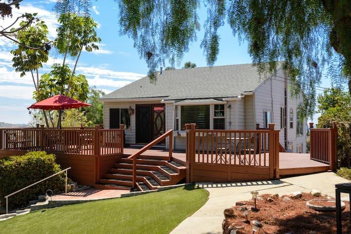 Next to Terranea Resort Holiday Home  L. Term - Rancho Palos Verdes - House