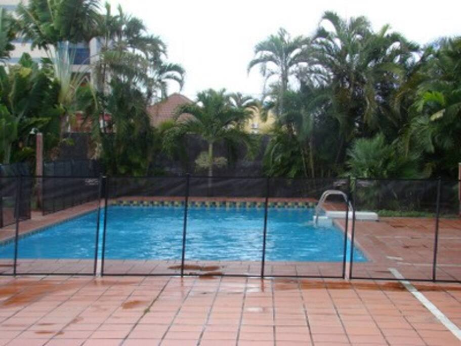 La piscine !!