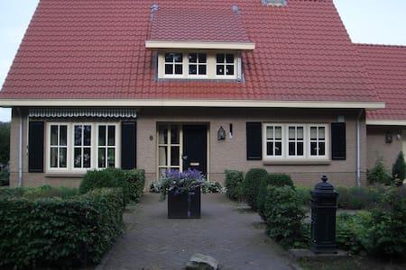 Vrijstaand landelijk gelegen huis - Albergen - Szoba reggelivel