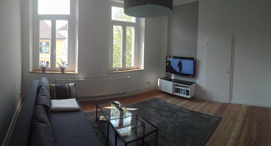 Wohnung im 1. OG, zentrale Lage! - Wismar - Apartment