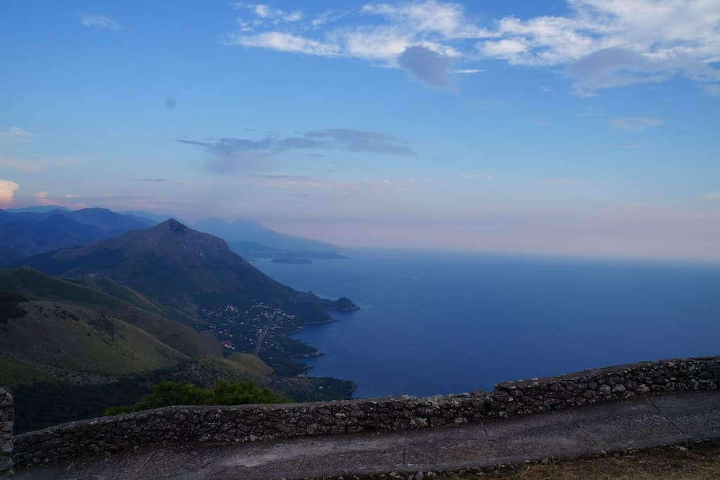Maratea (Cilento coast)