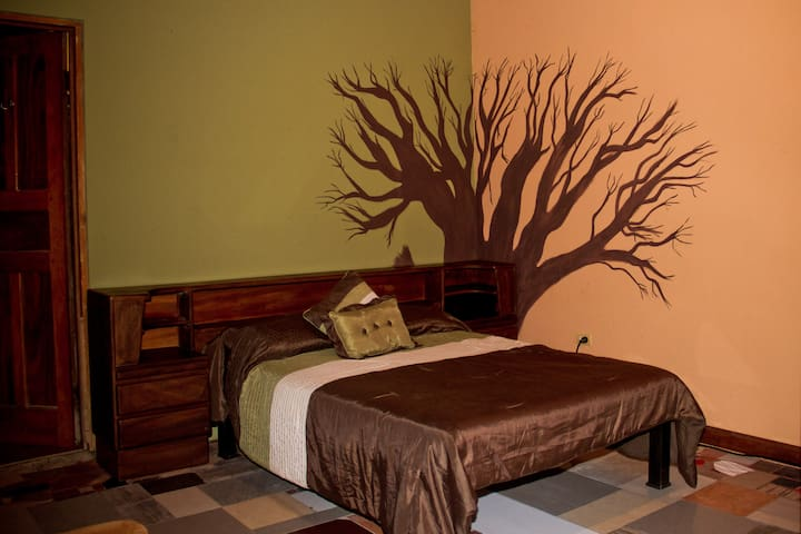 Quinta mi tata room with kitchenette (3 of 4 rms) - Guanacaste Province - Bed & Breakfast