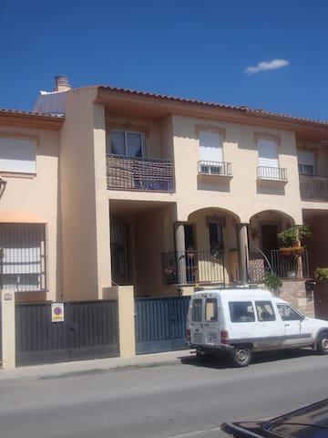 Alquilo quarto Loma Linda Granda  - Ogíjares - 一軒家