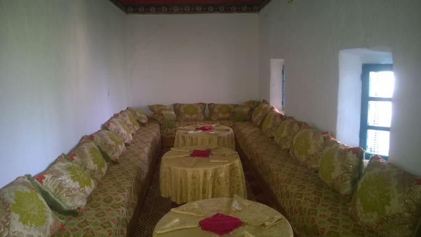 La maison de Saddik