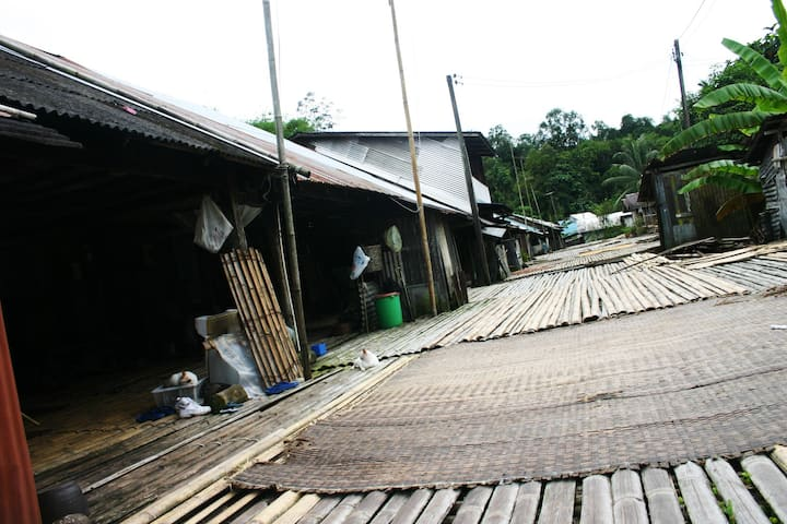 Longhouse Homestay Experience