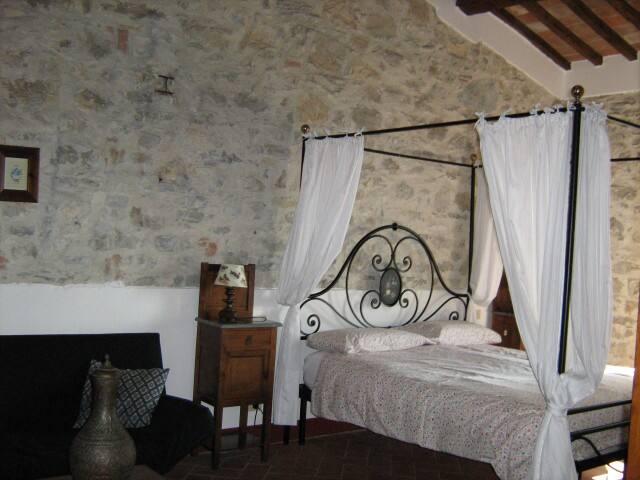 Suite Romantica nel Chianti