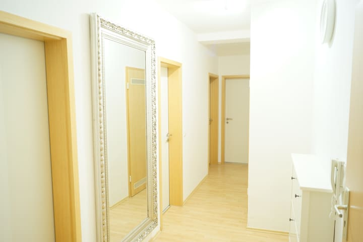 Renovated Central Apartment in Ulm near Minster - Ulm - Pis