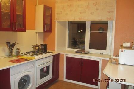 чистая, уютная квартира - Wohnung