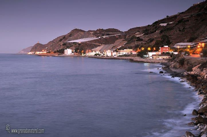 Mittelmeer landschaftlich! - Los Yesos - Wohnung