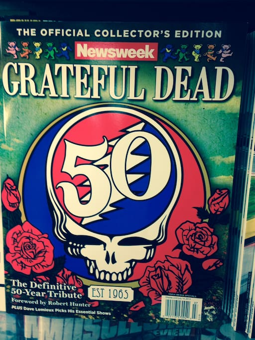 I like the Grateful Dead!