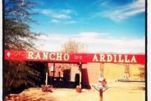 Welcome to Rancho de Ardilla!