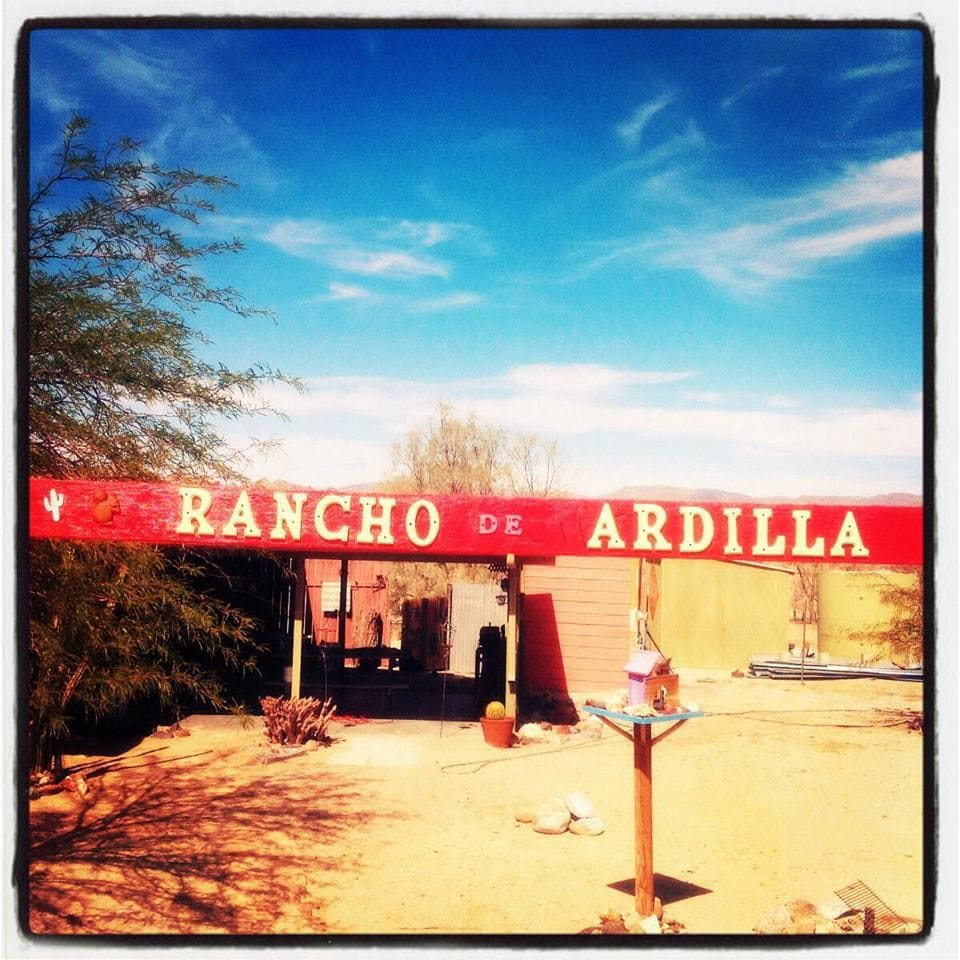 Welcome to Rancho de Ardilla!