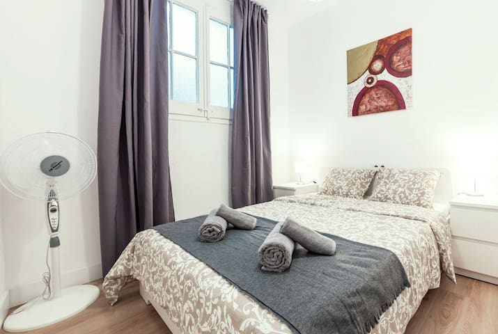 Room for 2 people near  Catedral (B)