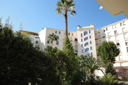 Lovely Studio 2 min from Croisette/Beach, Wifi - Cannes - Apartment