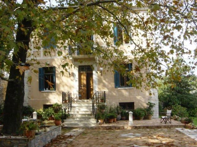 Pelion Mansion - Agios Ioannis Mouresiou - Casa