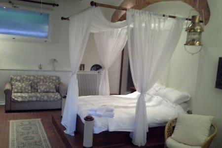 Lakeside epoc Italian villa aptment - Lesa - Villa