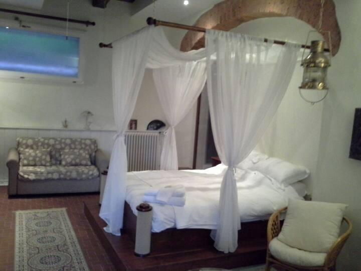 Lakeside epoc Italian villa aptment